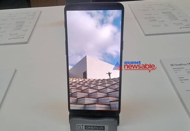OnePlus 5T Bigger screen better cameras overall experience