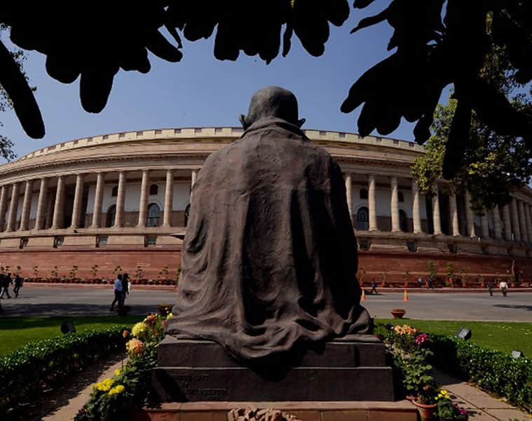 pm modi reply to motion of thanks in loksabha today