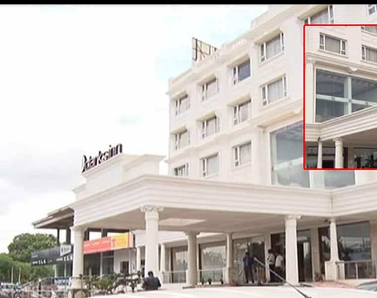 Suvarna News Impact Govt Land Encroachment By Luxury Hotel Is Proved
