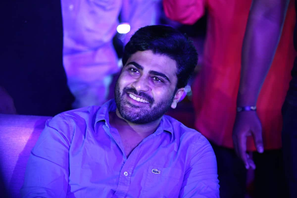 actor sarwanth met in accident