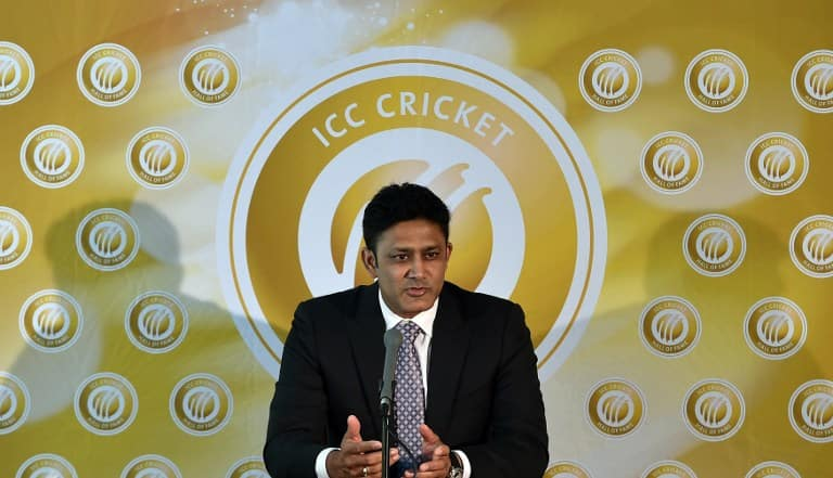 ICC Cricket Committee lead by Anil Kumble said, stop using saliva in balls polish