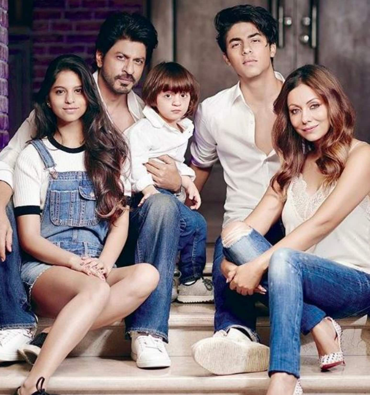 Shah Rukh Khan opens up on religions of his children