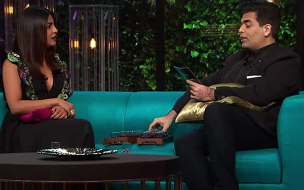 Karan Johar started Koffee With Karan with the in house guests