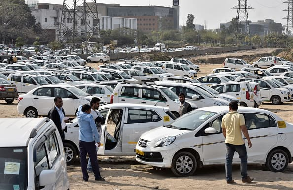 Supreme Court asks Centre to take steps to regulate taxi aggregators