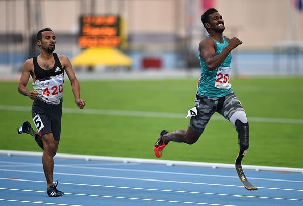 Para athletics included for Target Olympic podium Scheme