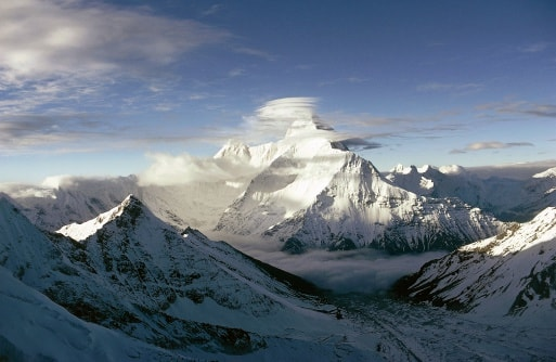 Himalayan glacier melting Indian Institute of Tropical Meteorology Climate Change