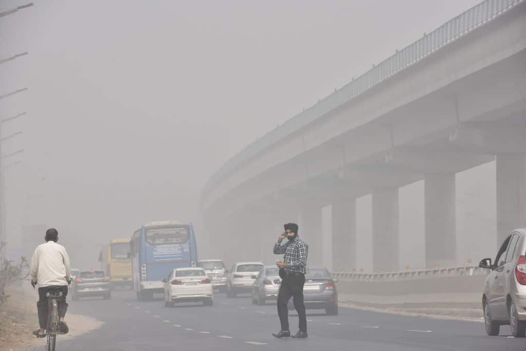 Slight improvement in air quality in Delhi-NCR, but still in very poor