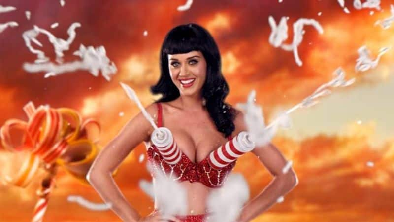 Pop star Katy Perry accused of exposing 'Teenage Dream' male model private parts at party