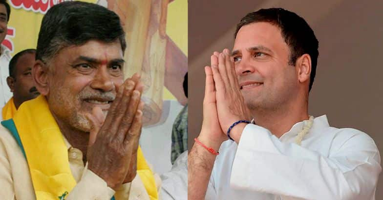 Chandrababunaidu plans to anti bjp front after 20 years