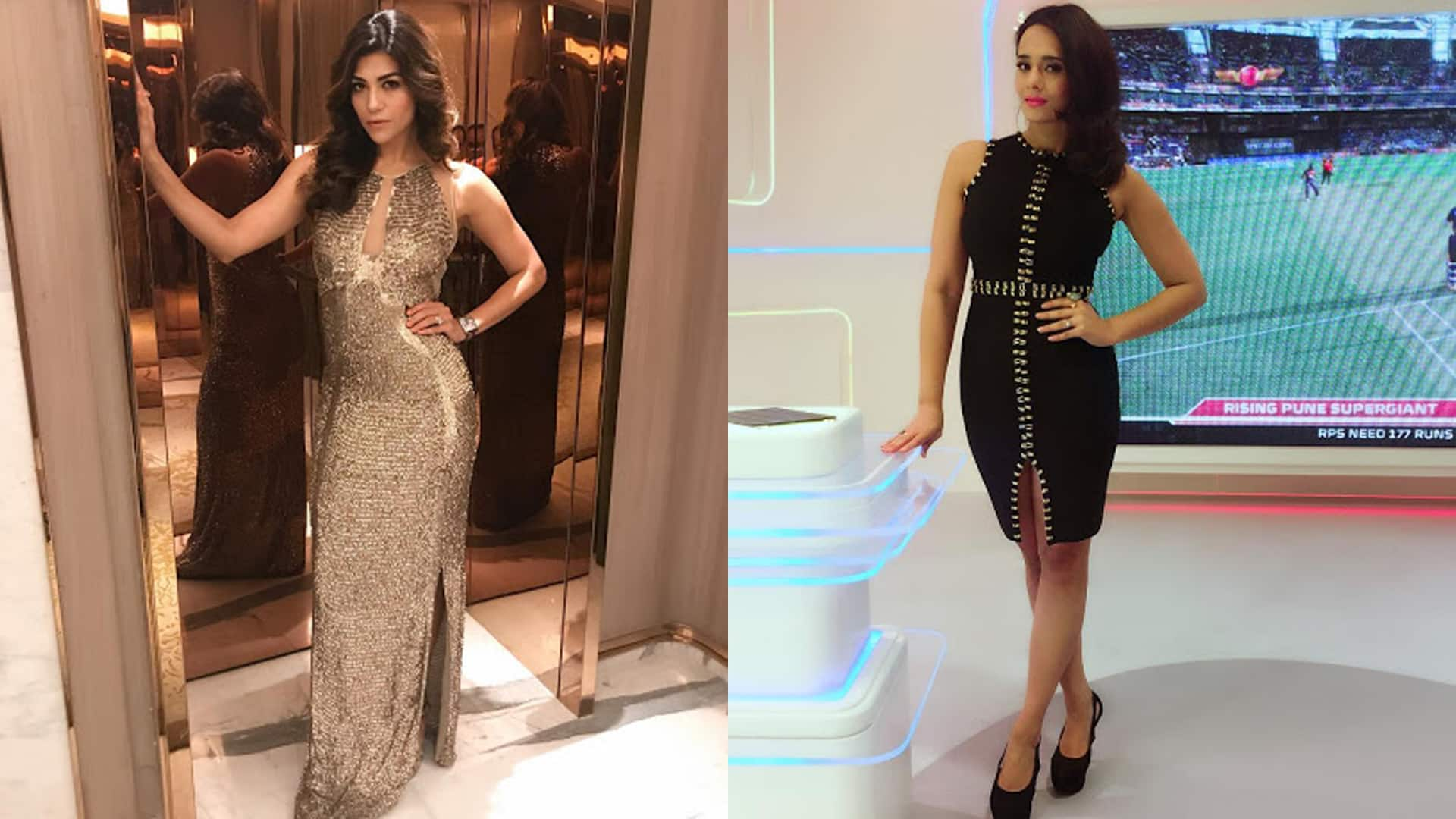 5 gorgeous female anchors from IPL