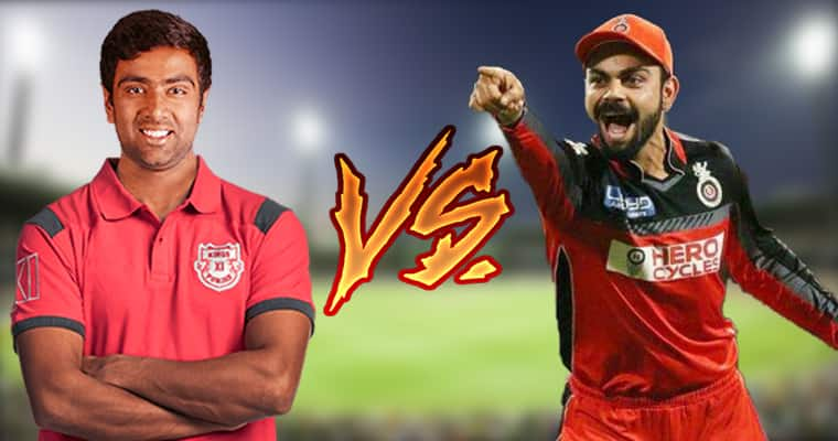 IPL 2018 RCB vs KXIP: Will Bangalore succeed in containing Punjab?