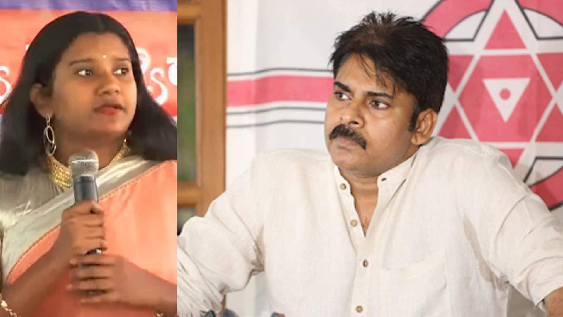 SHOCKING: This actress claims that Pawan Kalyan needs Bengali girls for massage