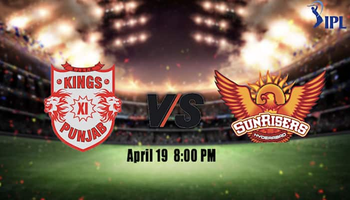 IPL 2018: Match prediction KXIP vs SRH - Will Ashwin sucessfully defend his fortress against the onslaught of Williamson and Co?