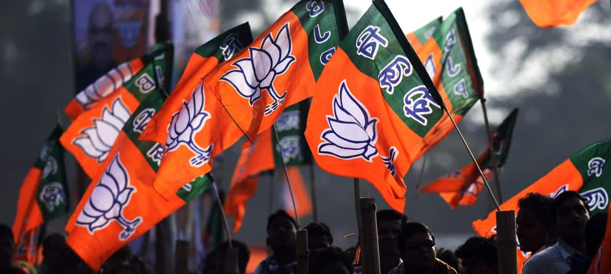 Rajya Sabha election .. BJP to set foot strongly in Pondicherry .. BJP brought Chief Minister Rangasamy to the path.!