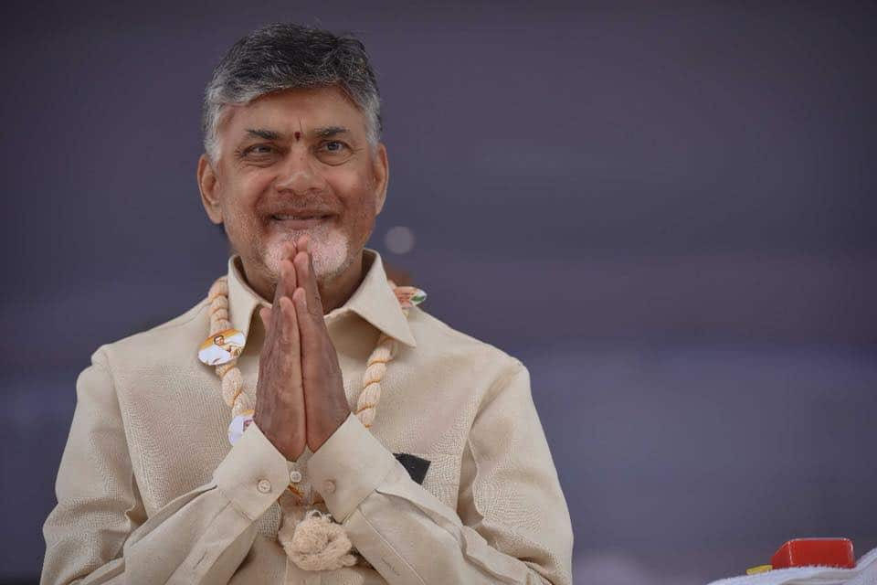 Chandrababu writes to all MPs seeking support for No-confidence motion