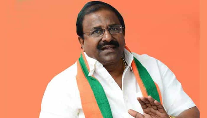 BJP Ap President serious comments on ysrcp government lns