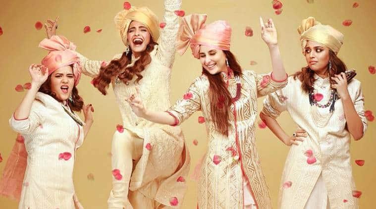 Kareena kapoor conformed about veere di wedding squeal