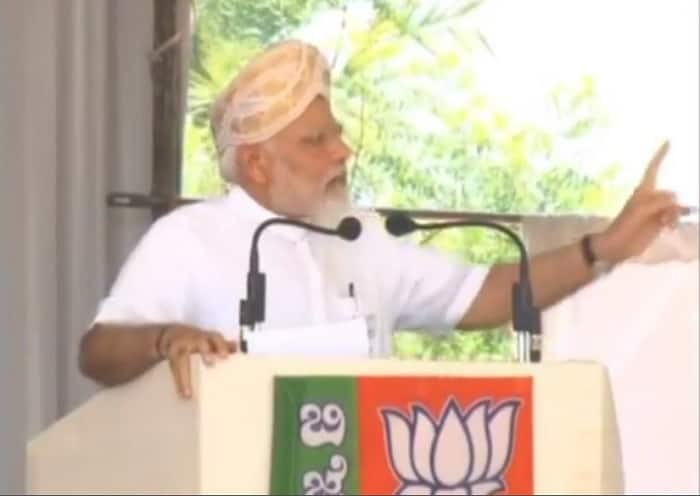 Modi in Karnataka: 'Farmers are not given Minimum Support Price provision