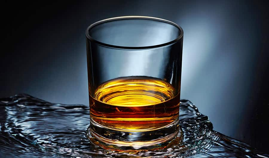 whisky came in tap of houses in kerala