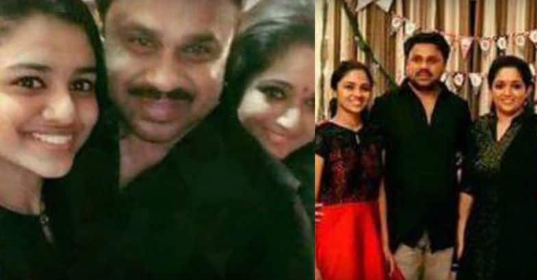 This is what Dileep wants his daughter Meenakshi to be