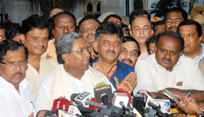Two constituencies by election in Karnataka
