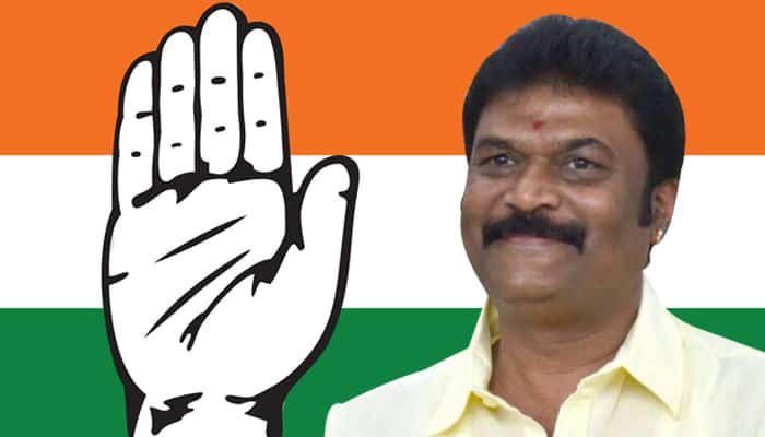 'Missing' MLA Anand Singh finally found; Writes letter supporting Congress
