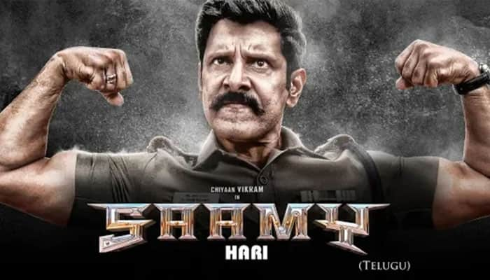Chiyan Vikram is back as Saamy with more vigour, style in Saamy2 after 15 years