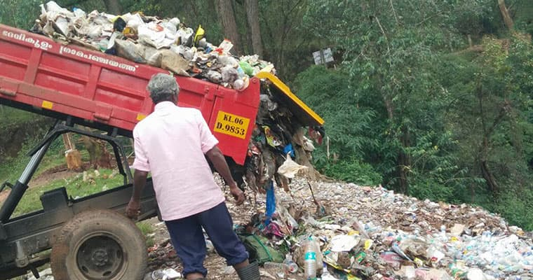 Kerala native Ali, who came to dump waste, is a Nipah spreader?