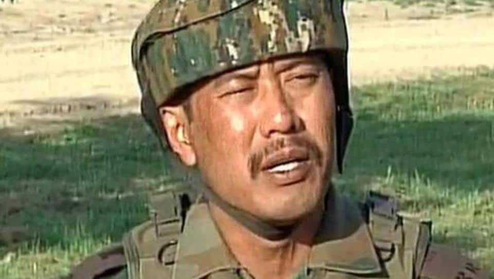 Major Leetul Gogoi Indicted Shifted Out Of Unit In Srinagar Hotel Case