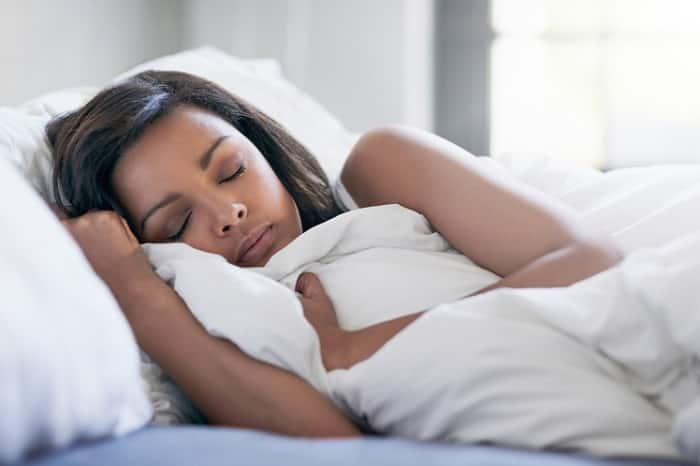 How much sleep is required to have happy life