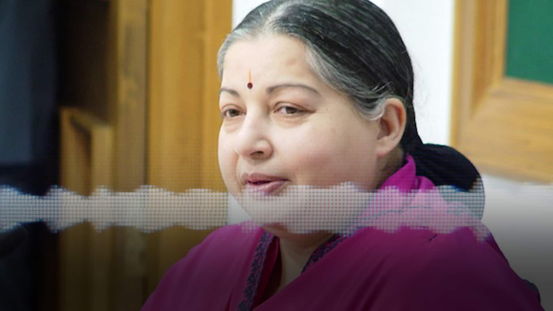 Late TN CM Jayalalithaa's audio while in Apollo Hospital released, here is what Jaya said