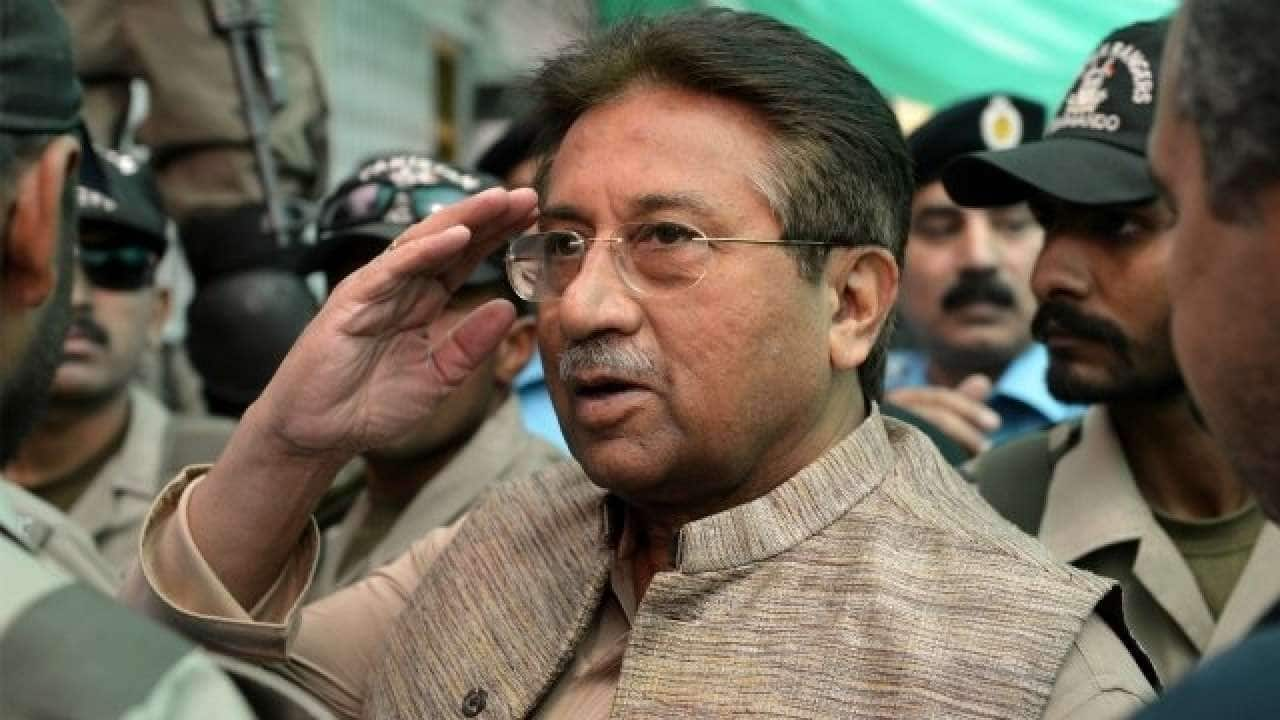 In a first, Pakistan court awards death sentence to Musharraf in high treason case