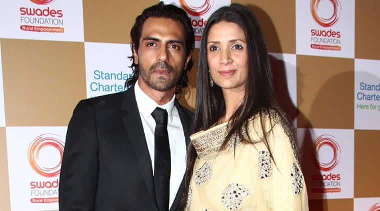 actor arjunrampal share her girl friend pregnancy photo