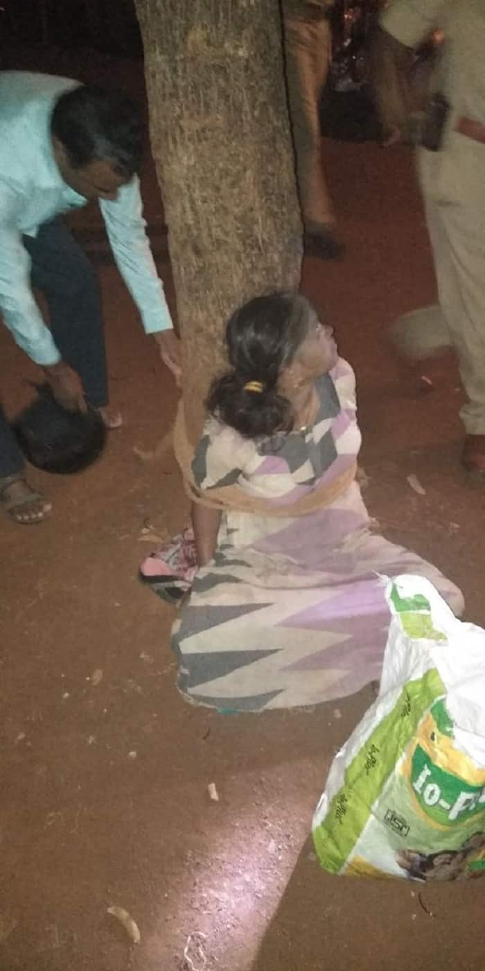 Karnataka: Woman mercilessly beaten for selling illicit liquor in Belagavi