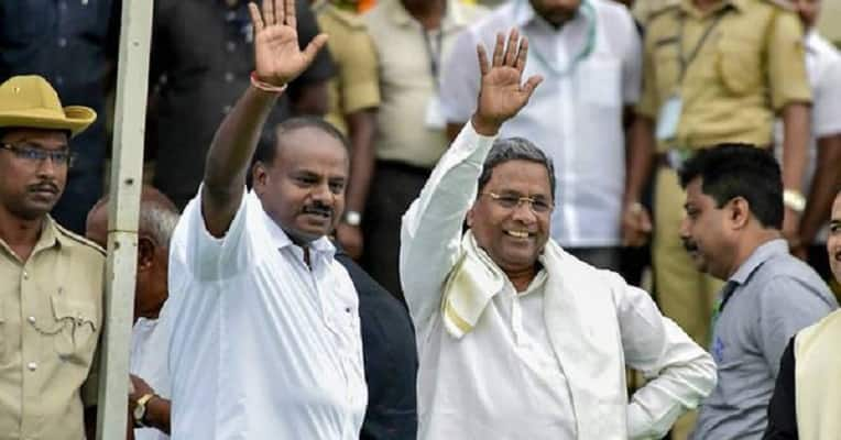 Congress High Command Gives Green Signal To alliance with JDS for LS Election