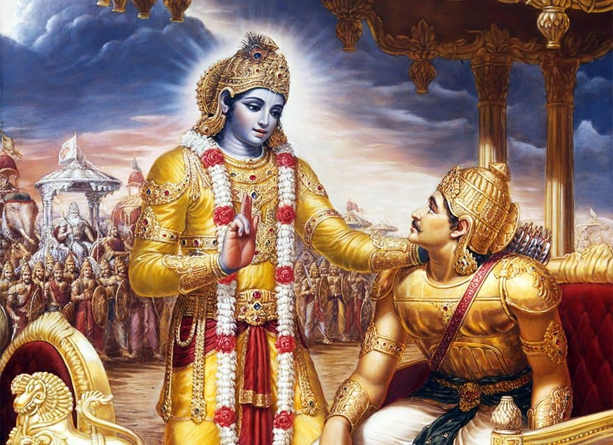 Happy Janmashtami 2019: Important to remember these shlokas from Bhagavad Gita