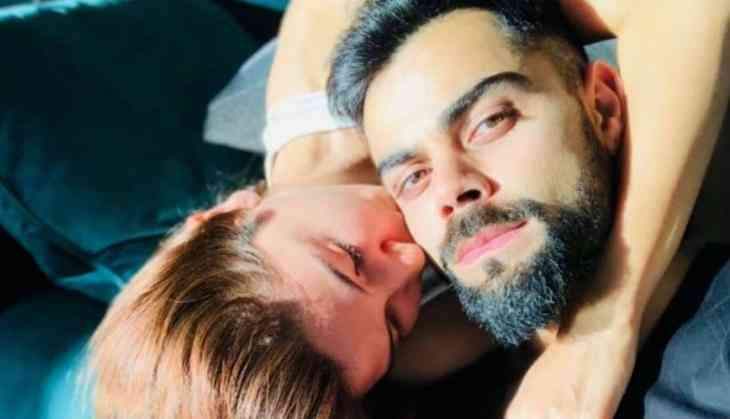 Here is what Virat Kohli and Anushka Sharma do together to burn calories
