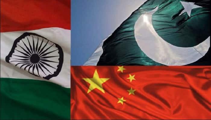 China peace India Pakistan Lu Kang Beijing foreign relations