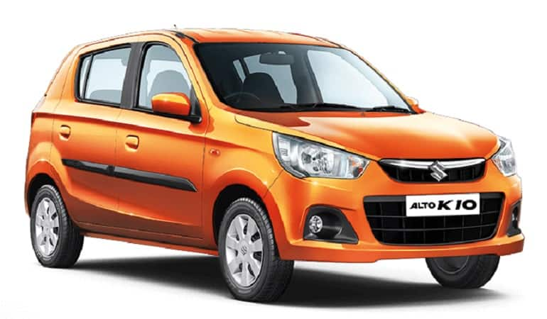 Maruti Suzuki Alto K10 Discontinued