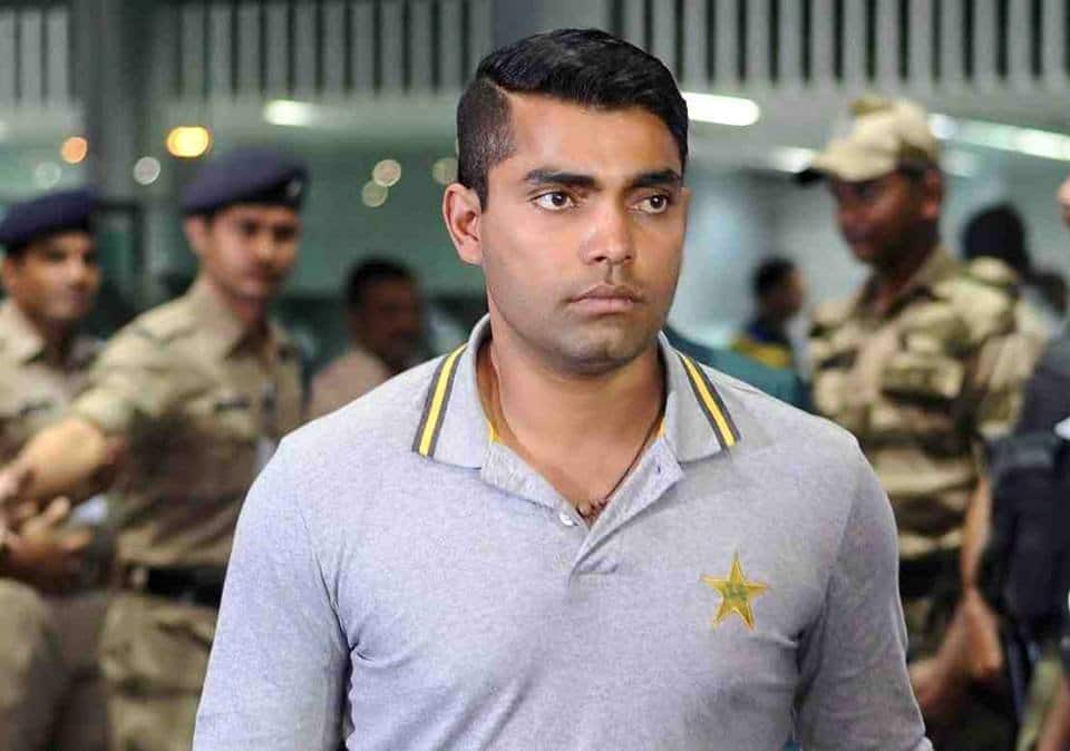 PCB banned Umar Akmal from all forms cricket for 3 years,because of corruption charges