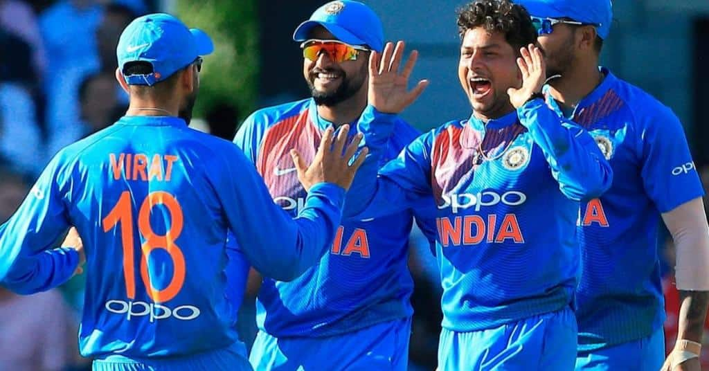India beat England in first T20
