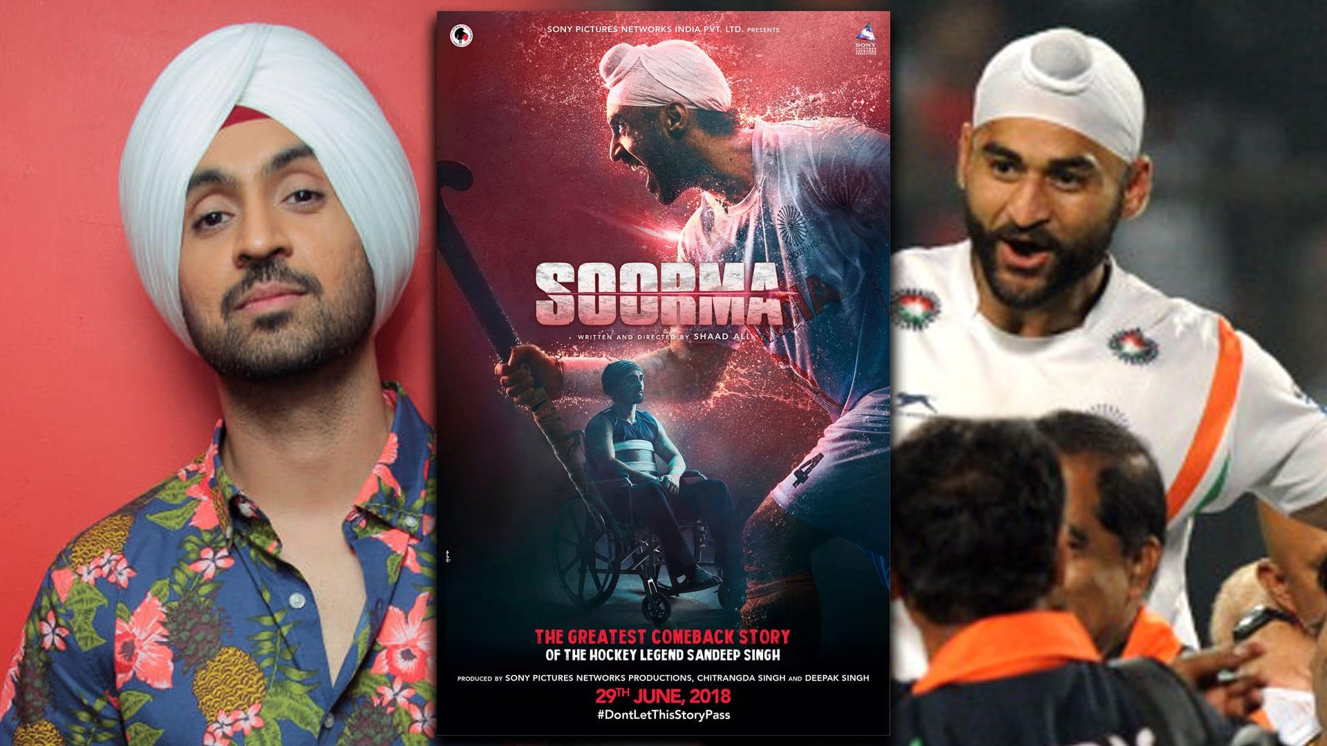 'Soorma' of Hockey on silver screen