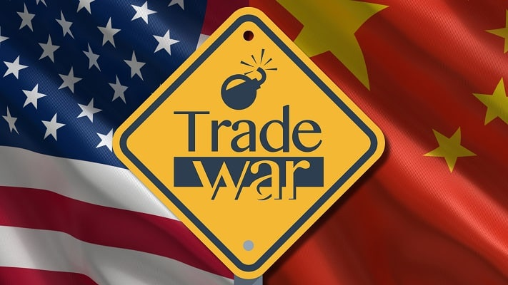 US prepares for trade war with China, mends ties with allies