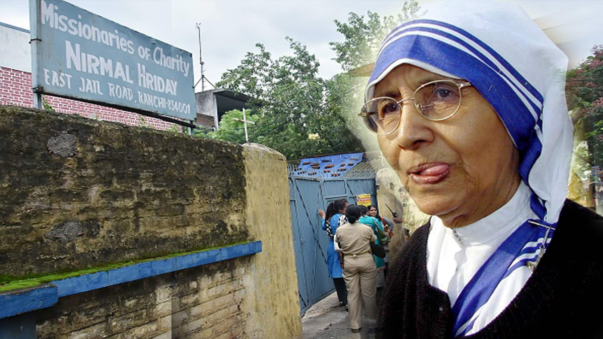 Missionaries of Charity shelter home staff  selling children