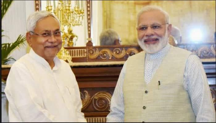 Bihar floods Prime Minister Narendra Modi reviews situation