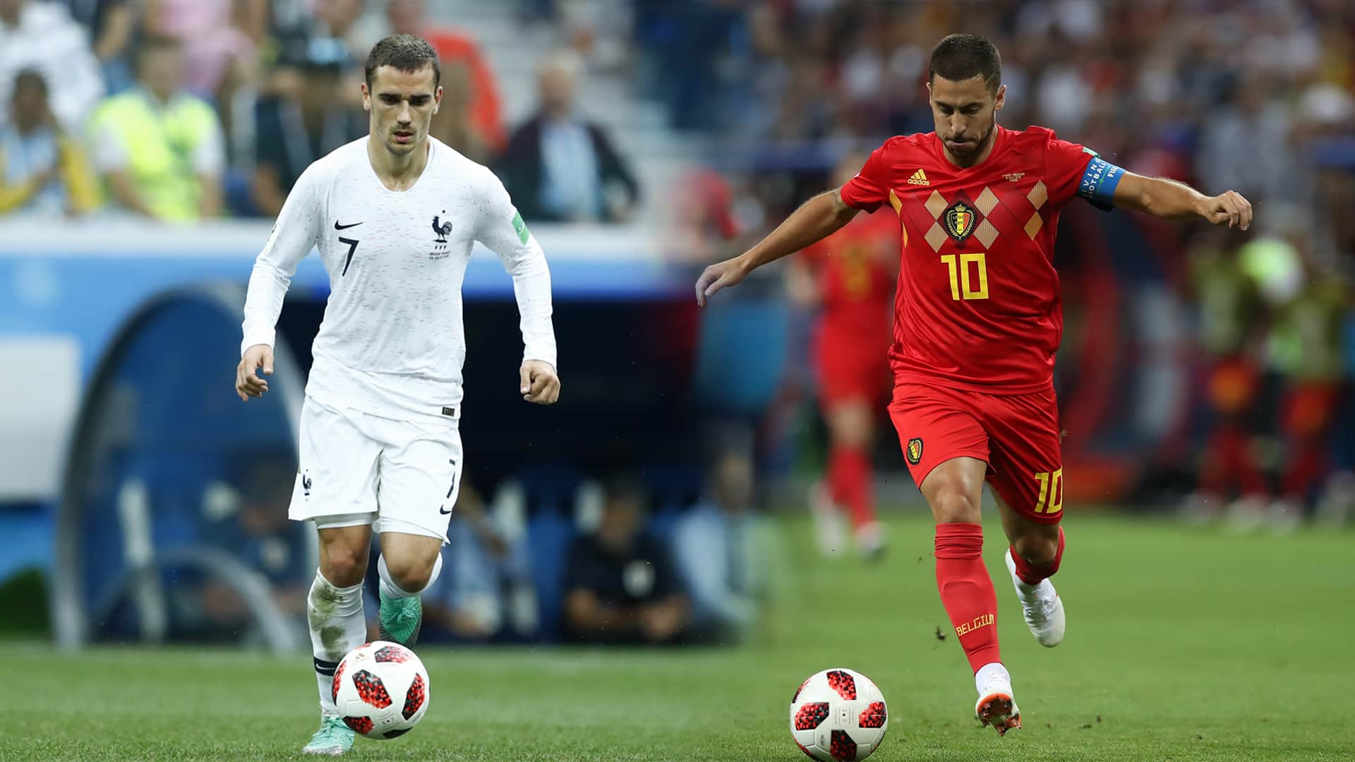France face off against Belgium: 5 things to know