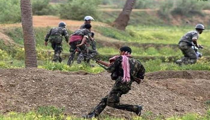 Seven Maoist killed in encounter with security forces in Chhattisgarh