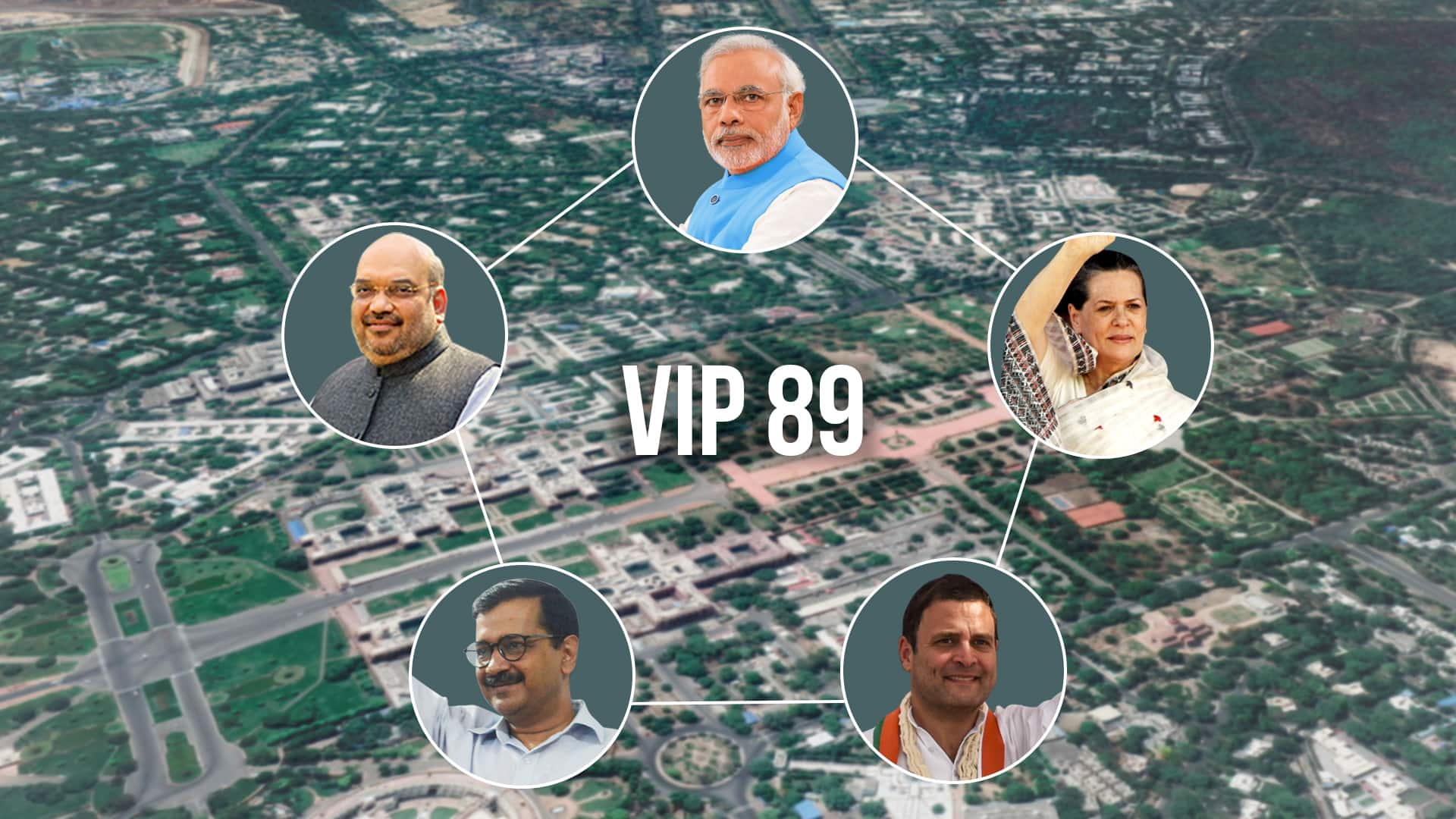 Plan to protect Lutyen's VIP-89 from aerial, chemical attacks