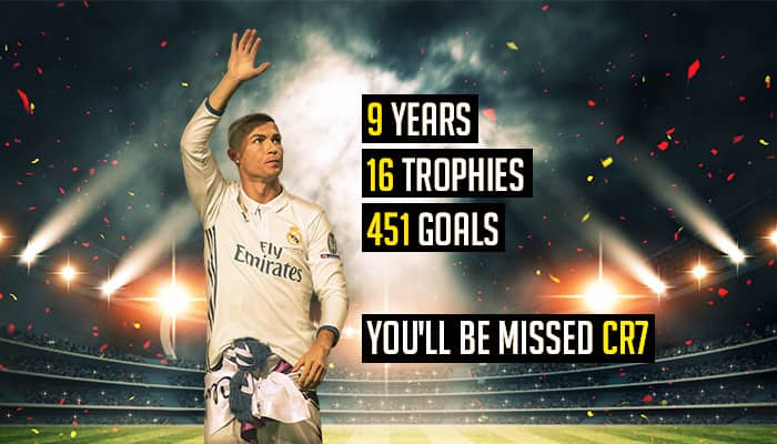 Real Madrid will miss Cristiano Ronaldo: His greatest moments in the club