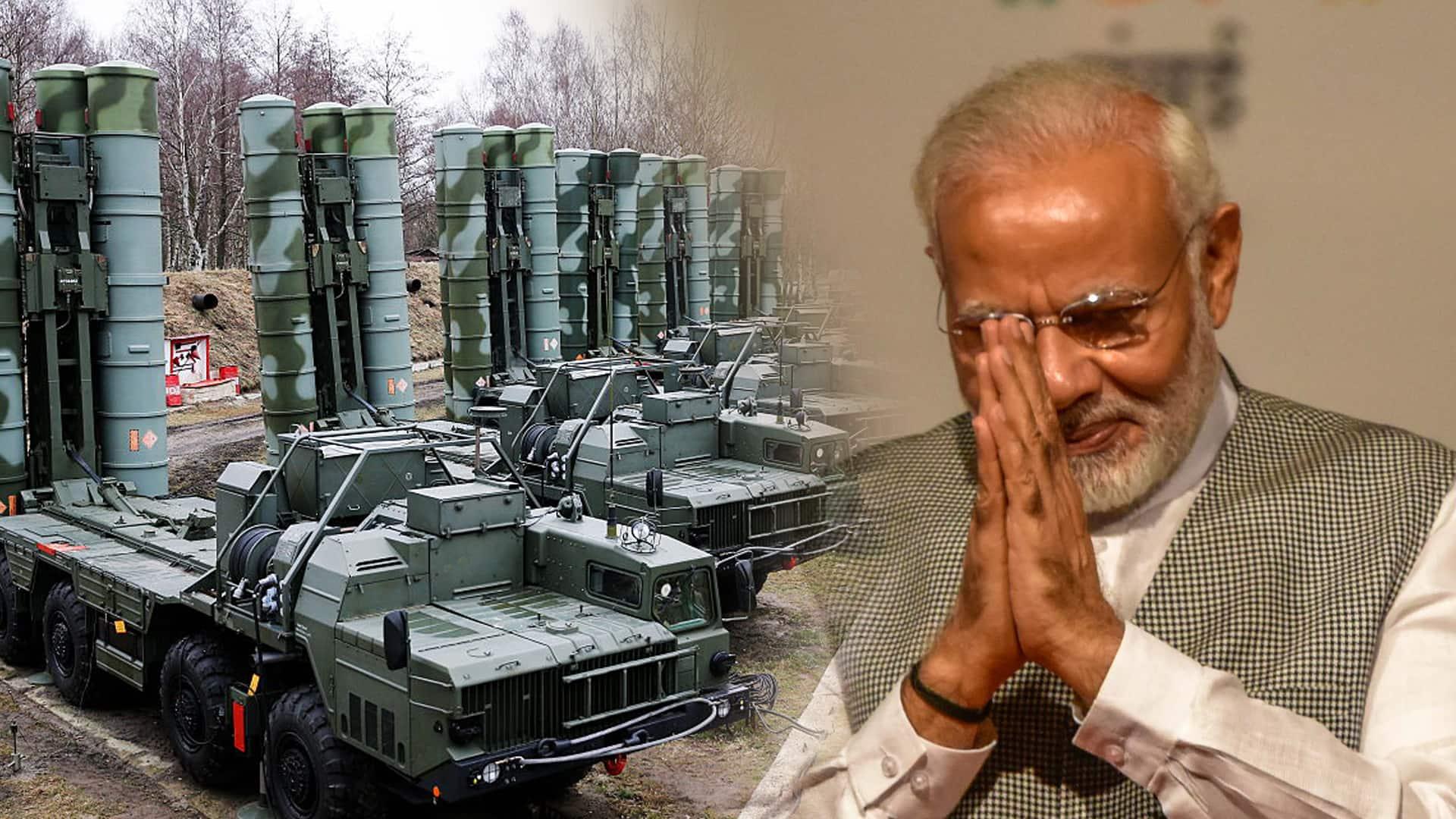 Narendra Modi government saving $1 billion in Russian missile deal